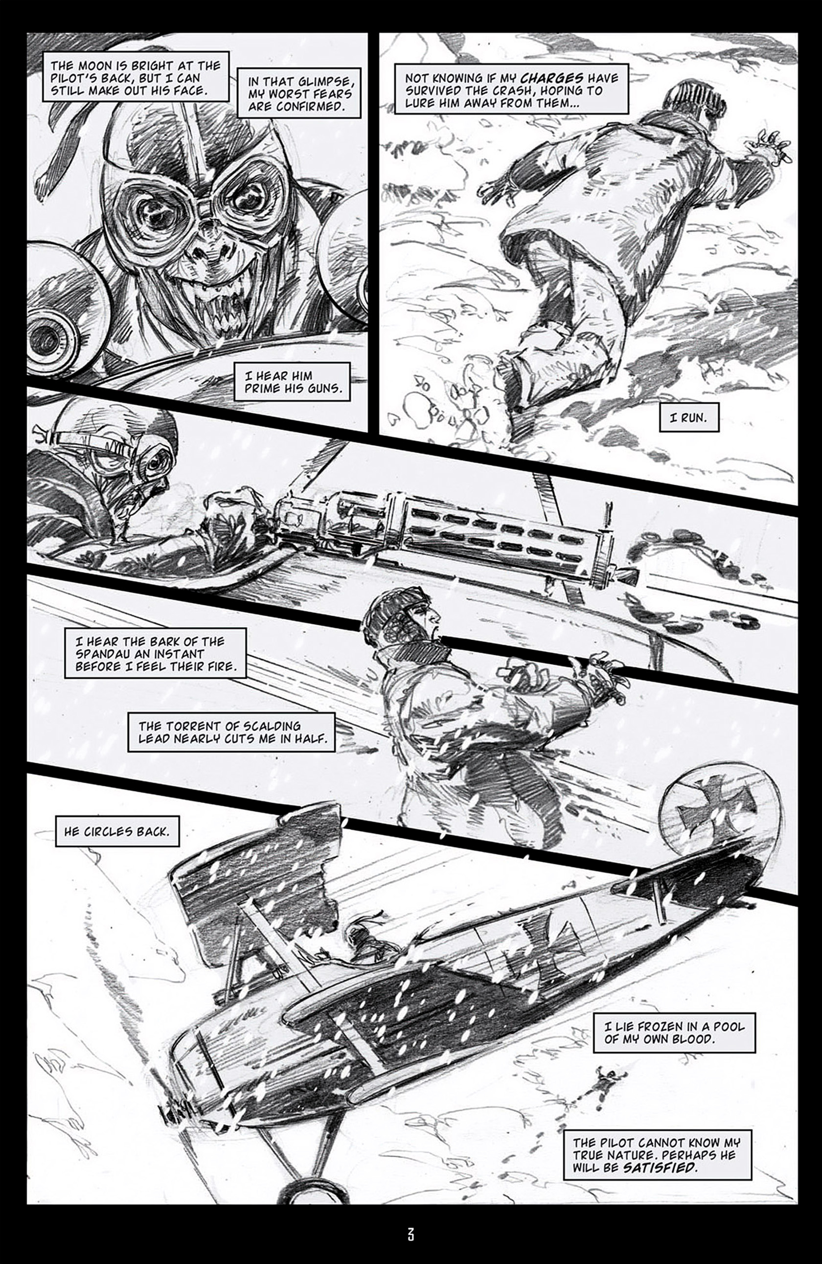 Read online Angel: Blood & Trenches comic -  Issue #1 - 6