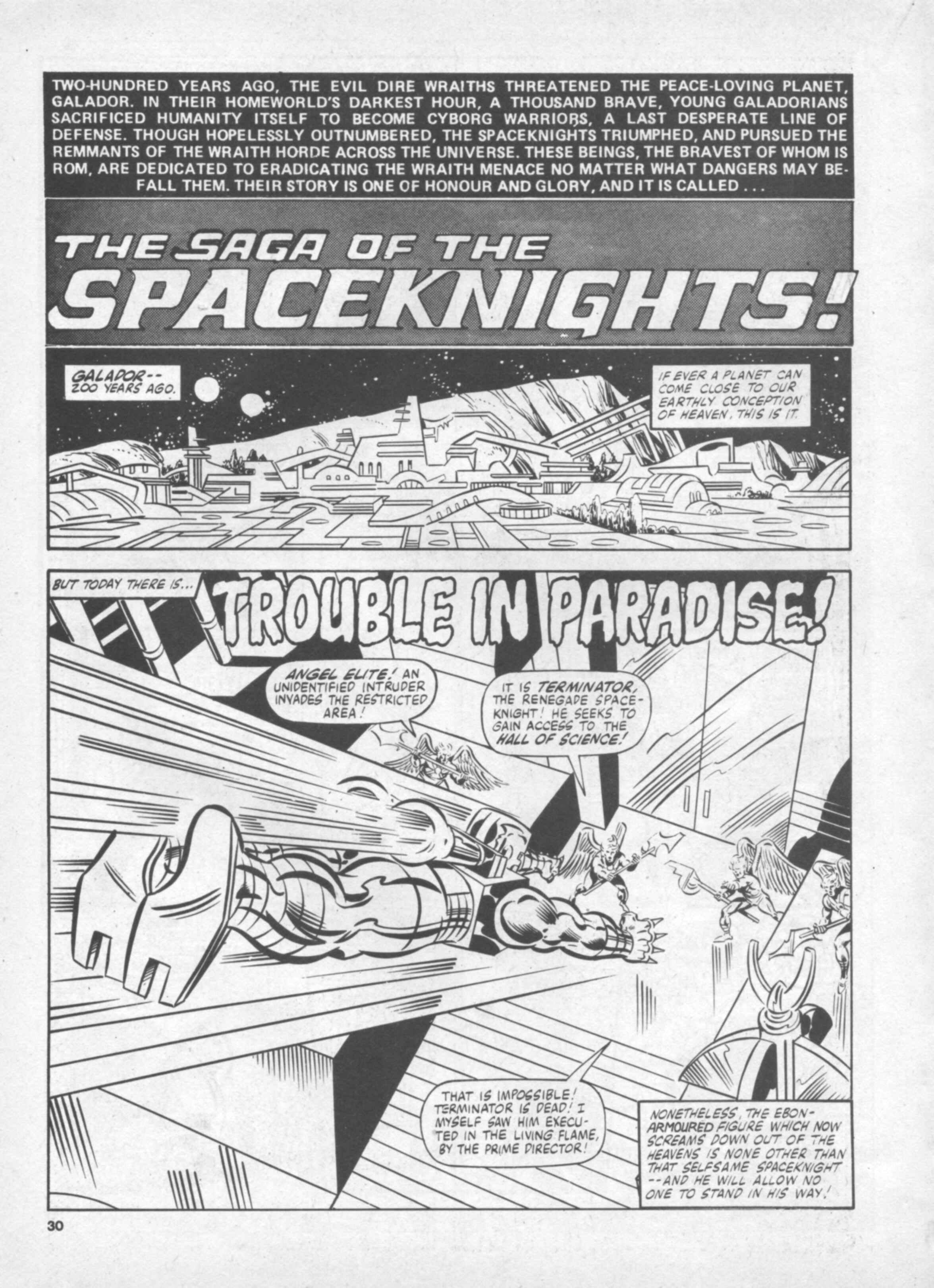 Read online Future Tense comic -  Issue #37 - 30