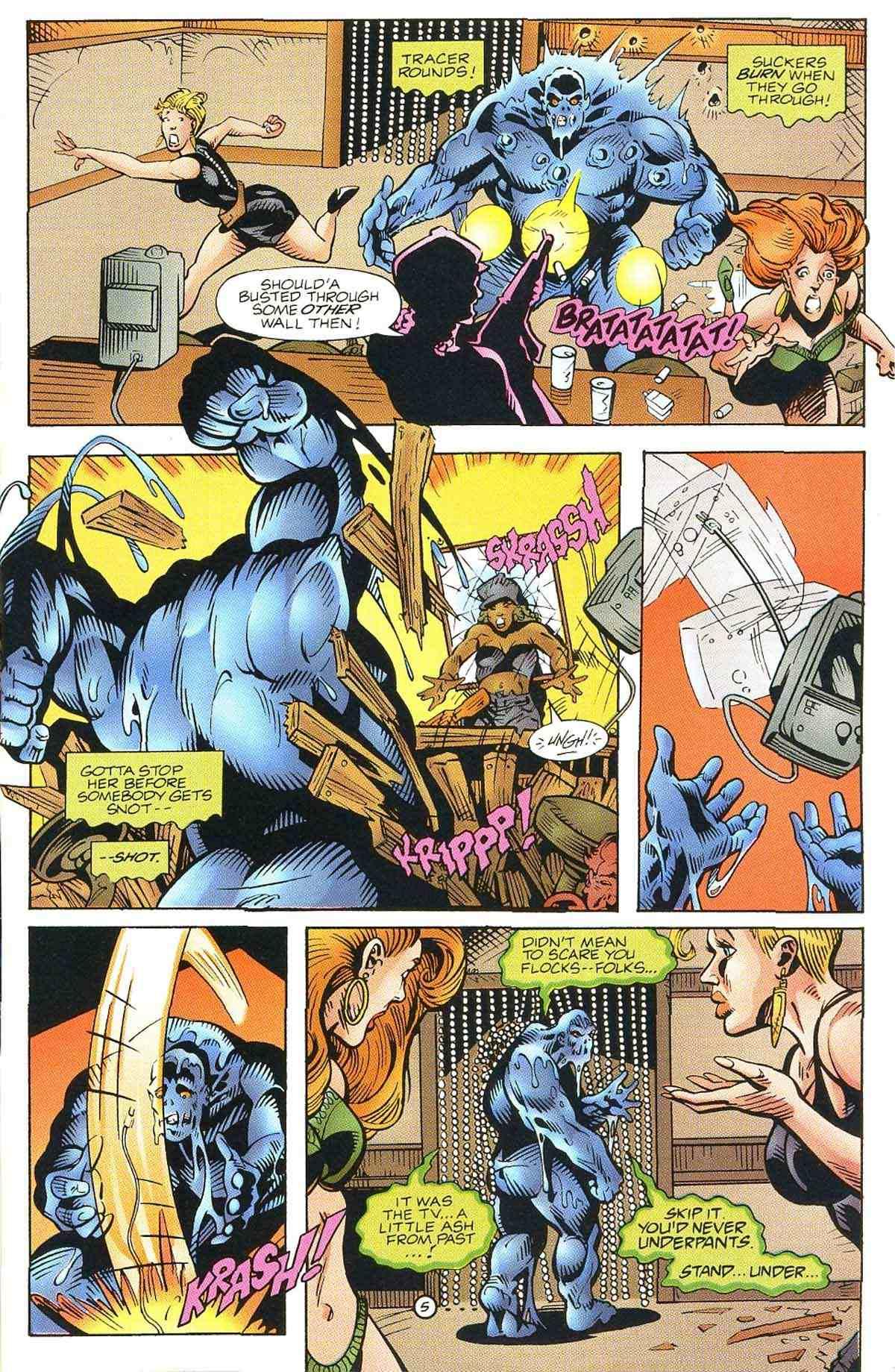 Read online Ultraverse Premiere comic -  Issue #10 - 25