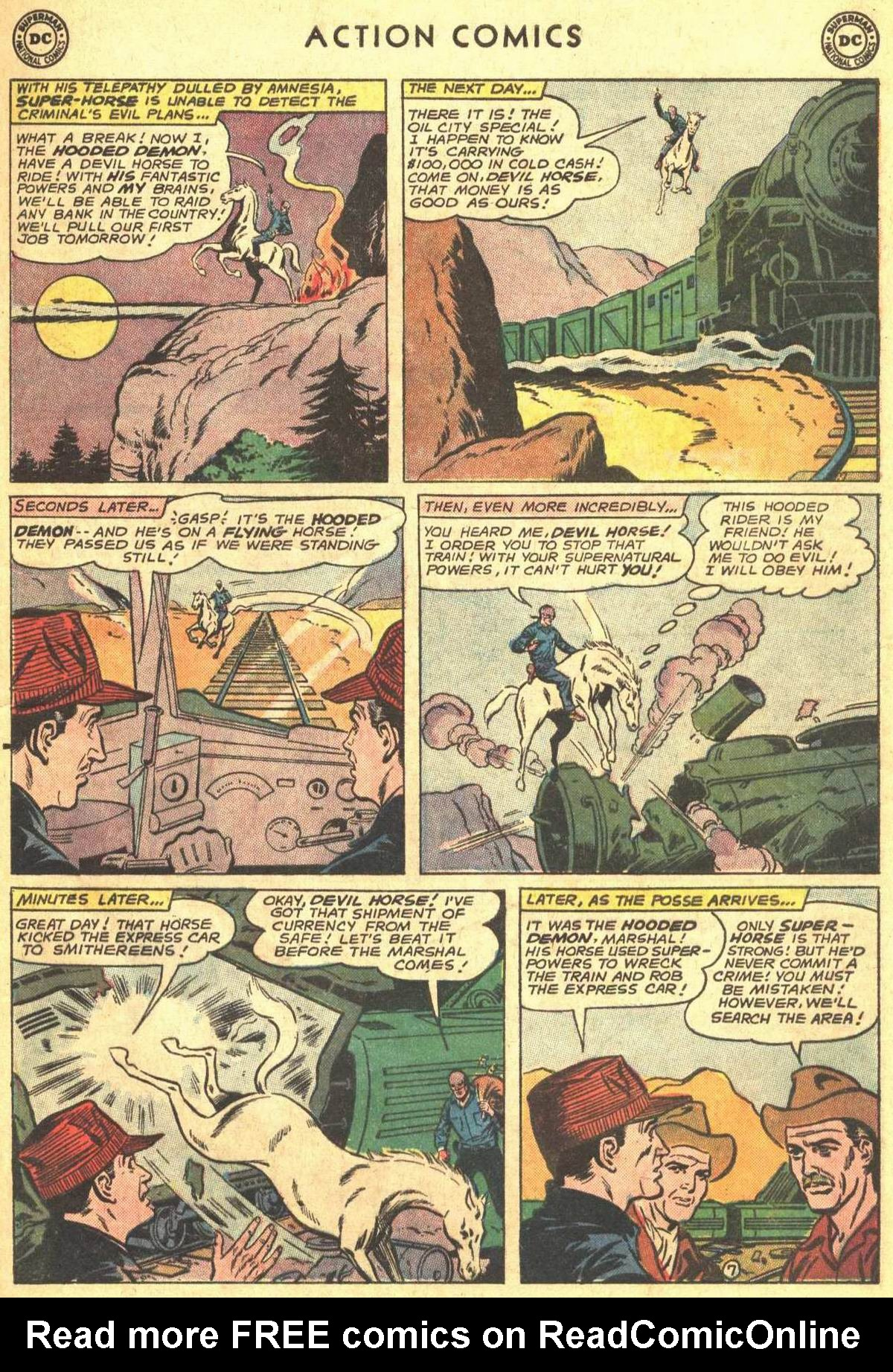 Action Comics (1938) 311 Page 24