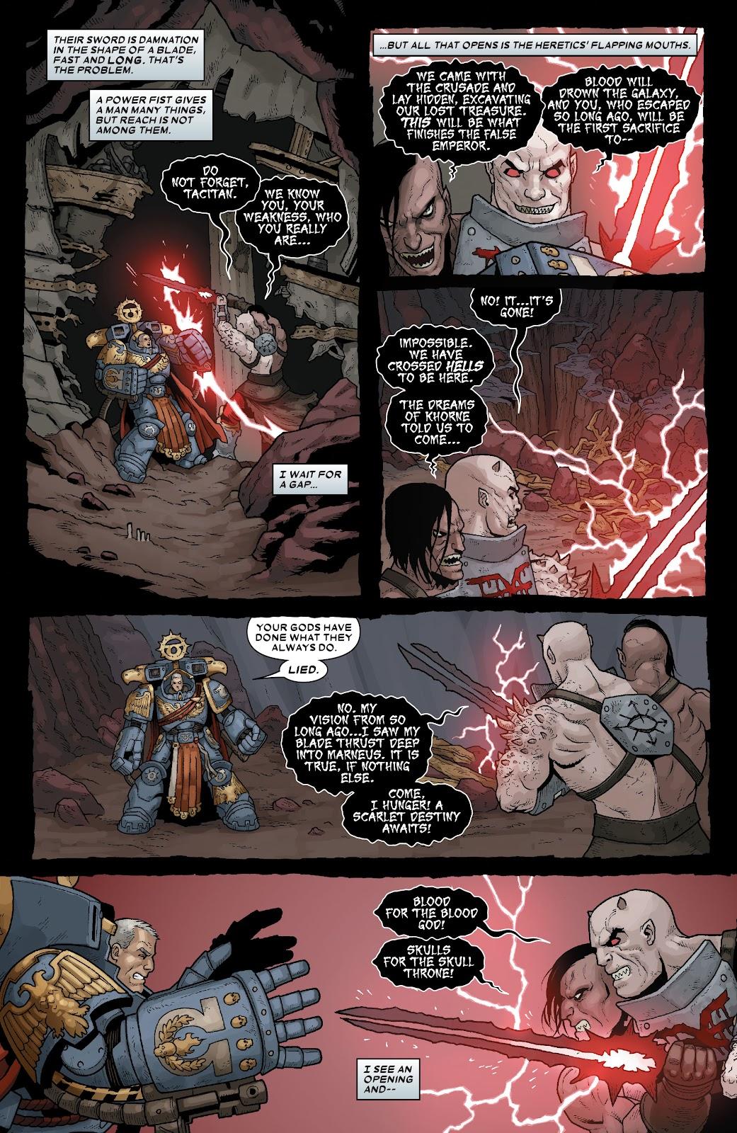 Warhammer 40,000: Marneus Calgar issue 5 - Page 14