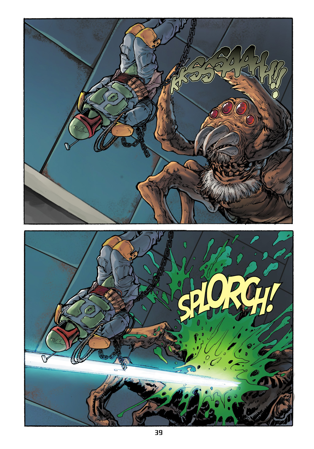Read online Star Wars Omnibus comic -  Issue # Vol. 33 - 357