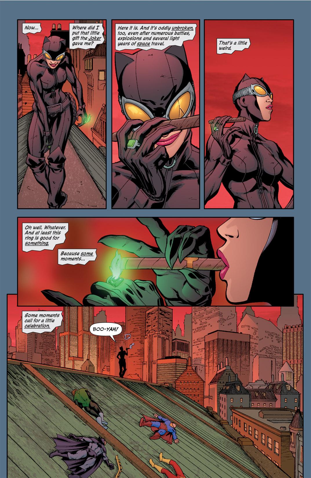 Catwoman (2002) #77 #77 - English 14
