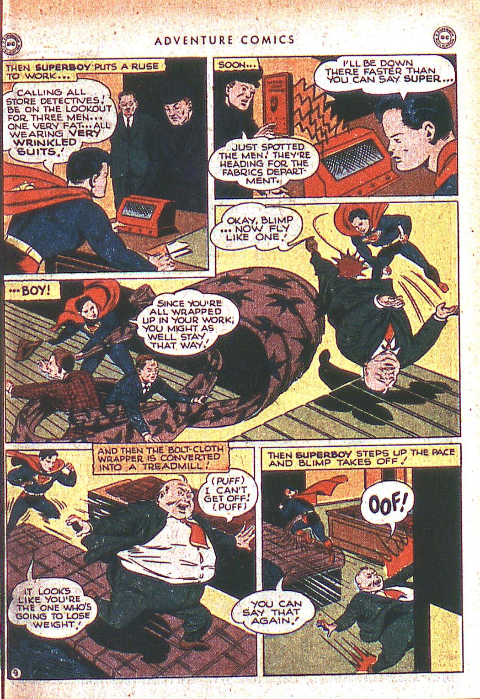 Read online Adventure Comics (1938) comic -  Issue #125 - 12