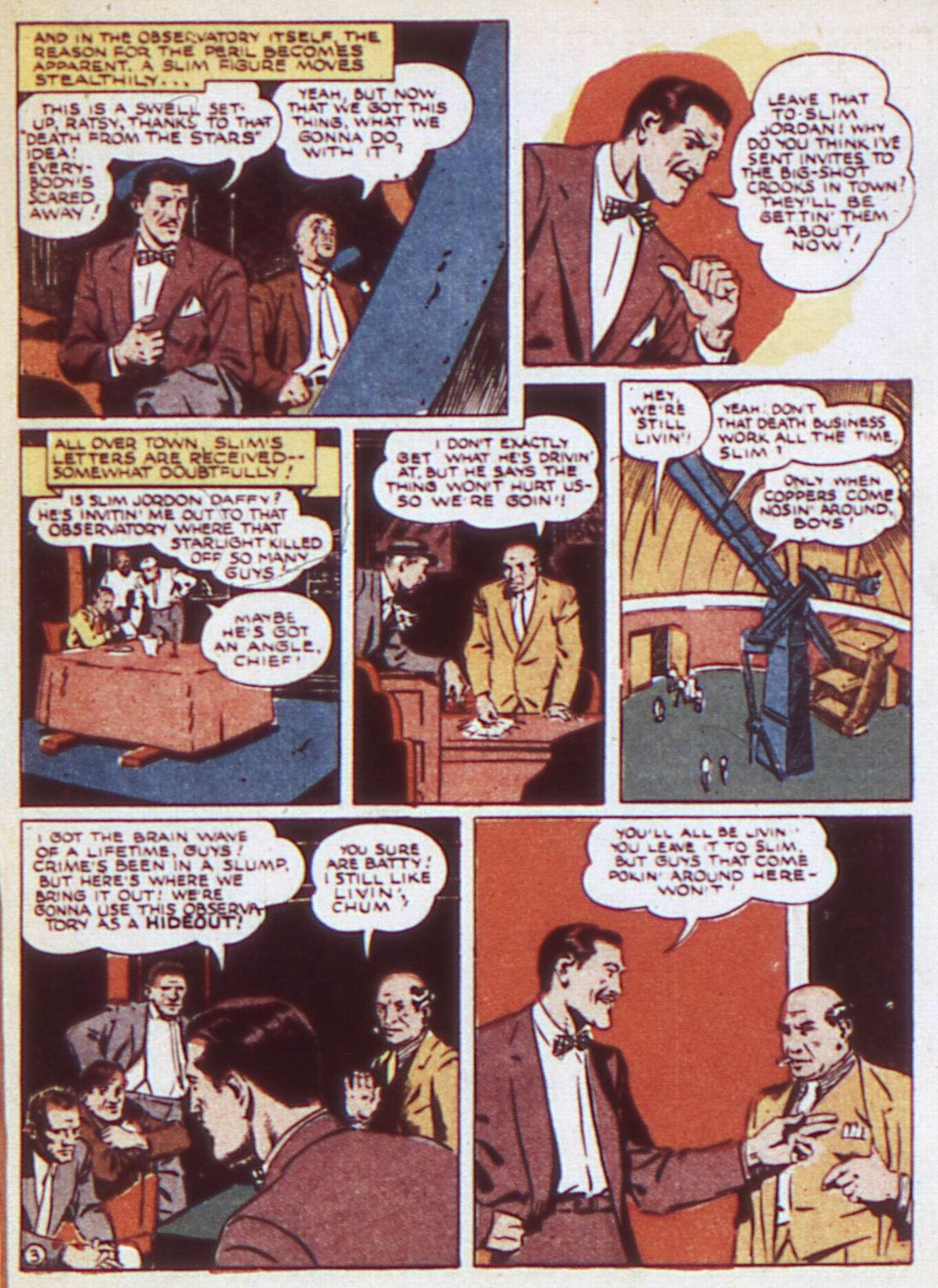 Read online Adventure Comics (1938) comic -  Issue #84 - 17
