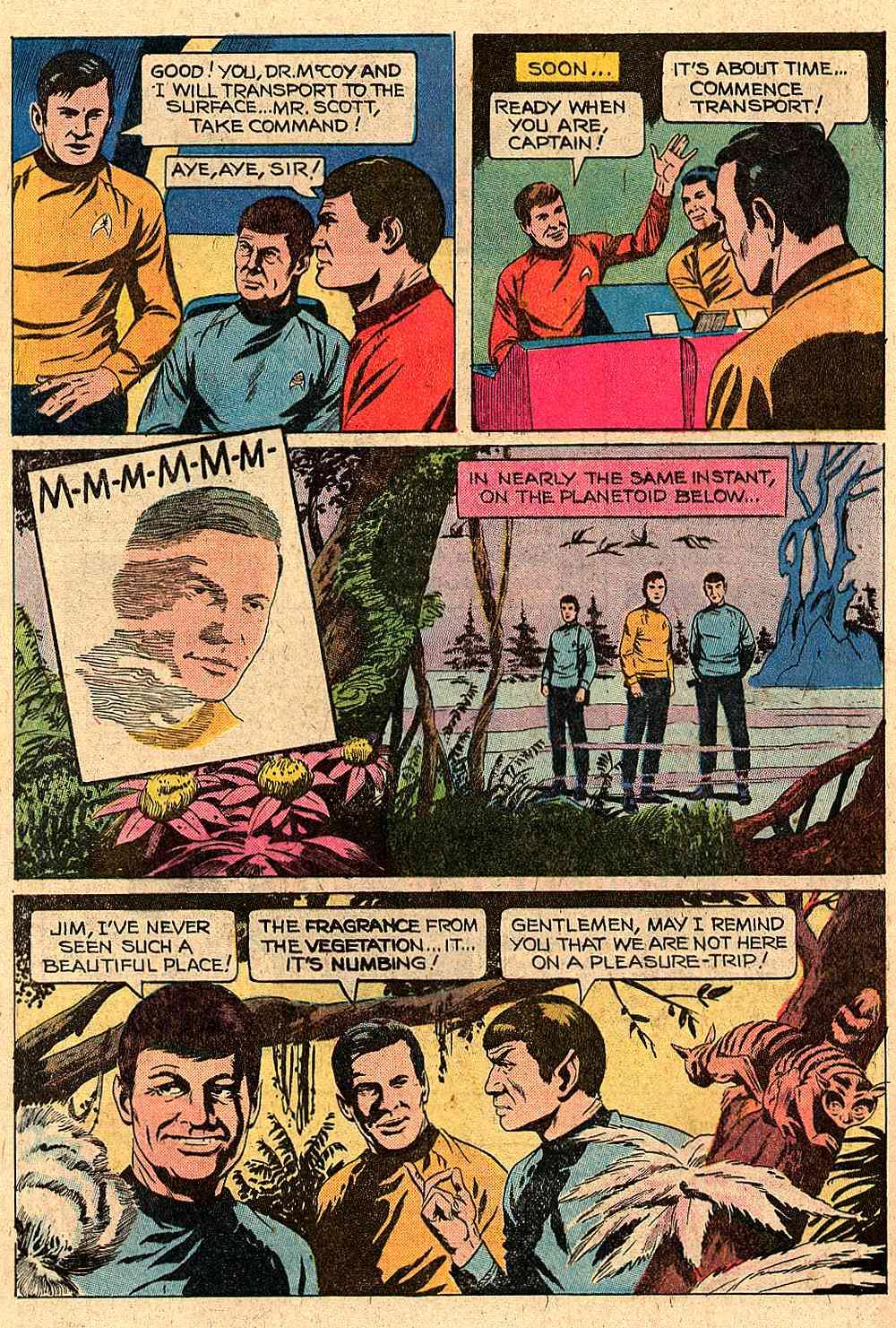 Star Trek (1967) issue 53 - Page 6