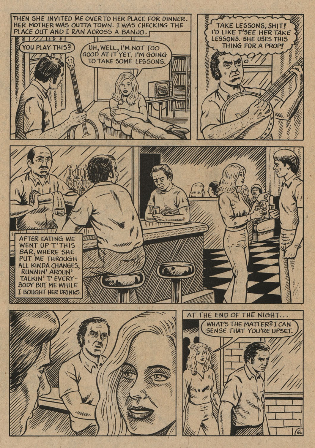 American Splendor (1976) issue 6 - Page 9