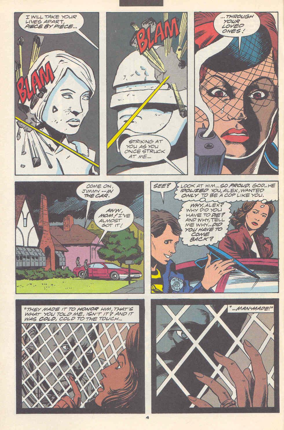 Read online Robocop (1990) comic -  Issue #17 - 5