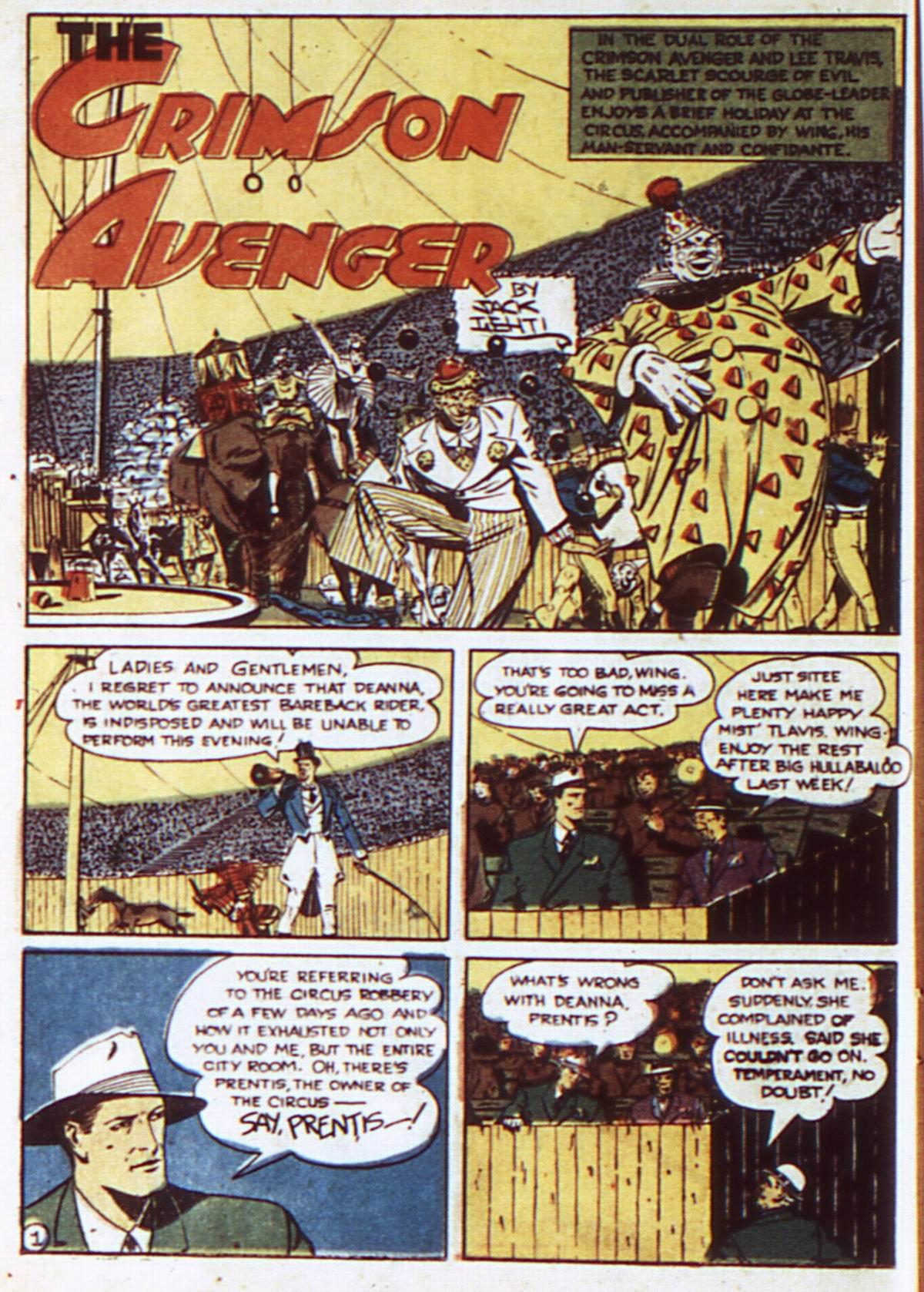 Read online Detective Comics (1937) comic -  Issue #52 - 24