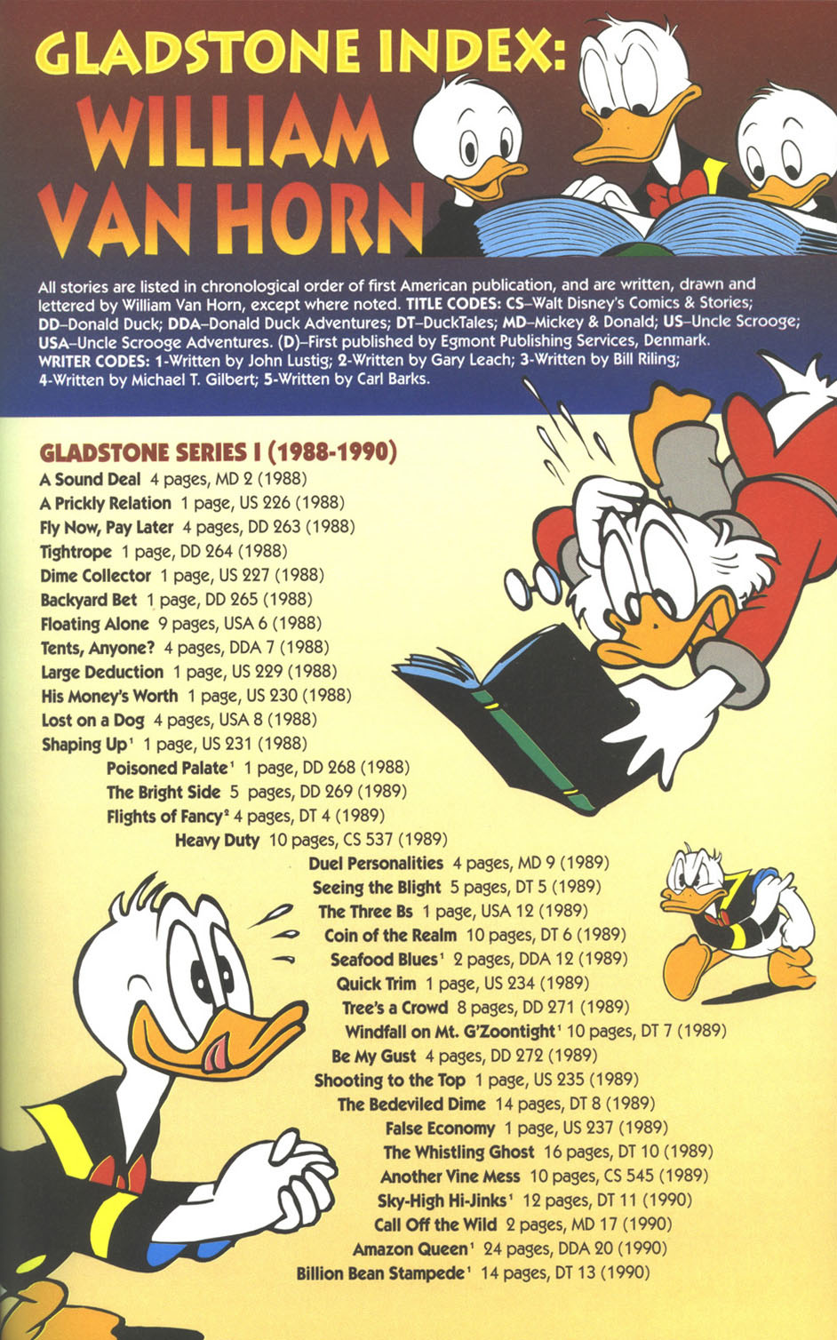 Walt Disney's Comics and Stories issue 610 - Page 49