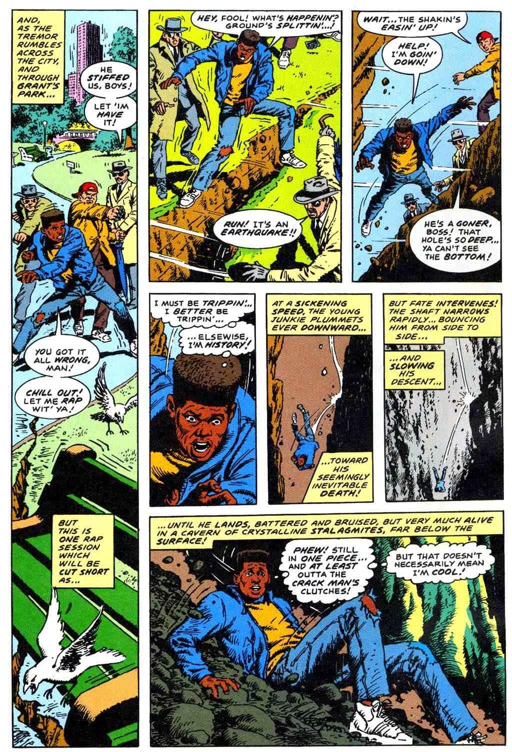 Read online Bombast comic -  Issue # Full - 4
