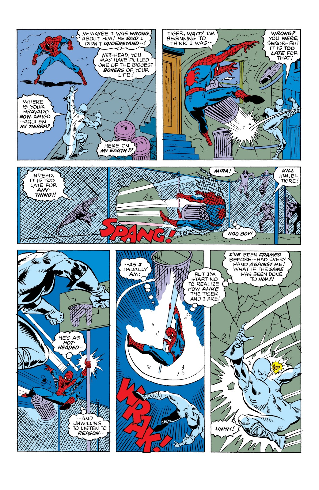 Read online Marvel Masterworks: The Spectacular Spider-Man comic -  Issue # TPB (Part 2) - 69