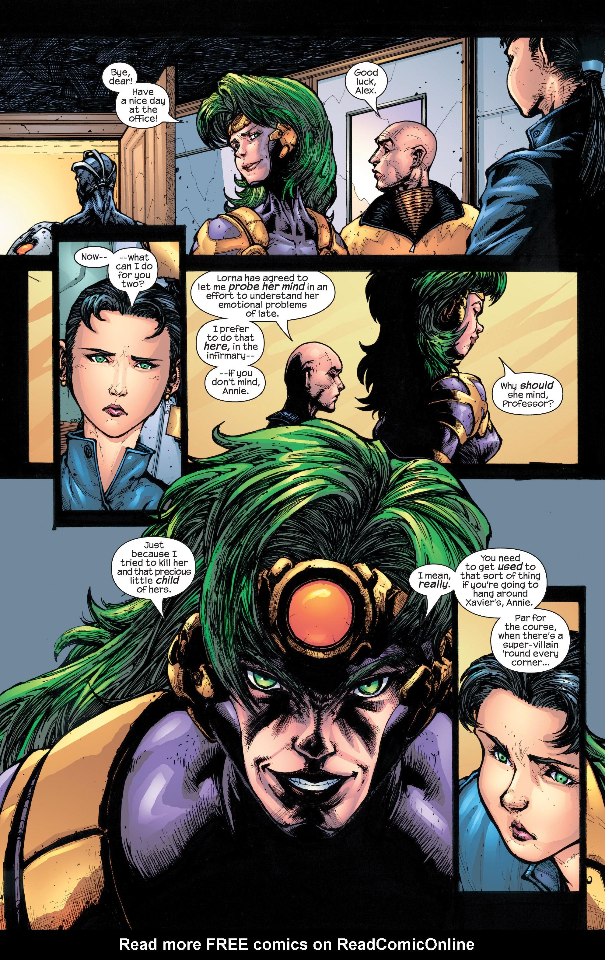 Read online Uncanny X-Men (1963) comic -  Issue #429 - 16