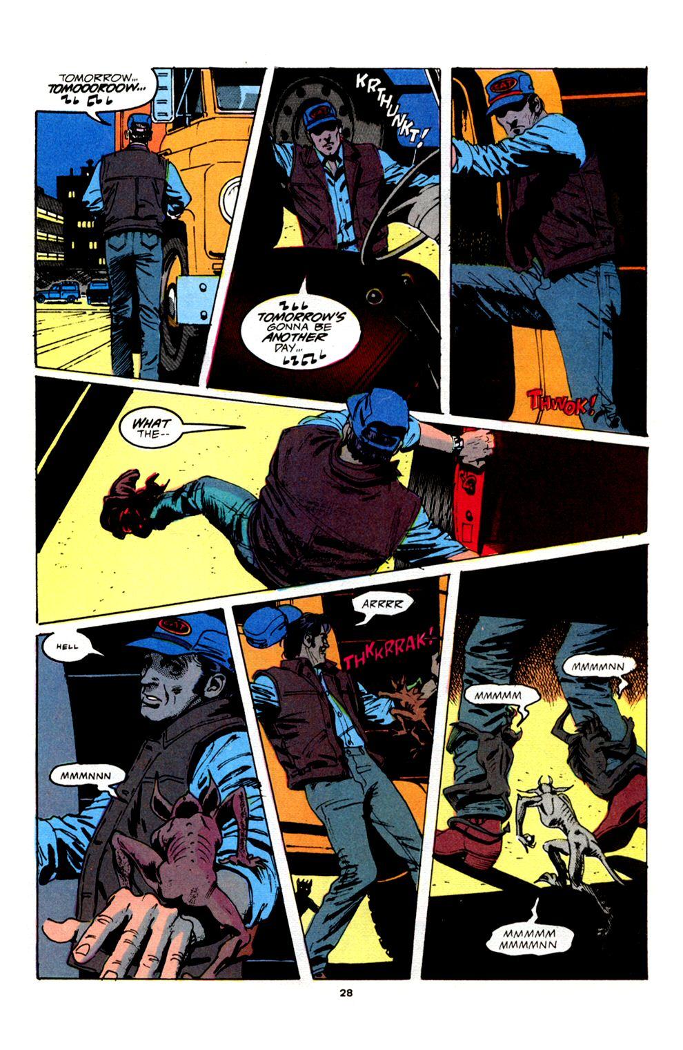 Read online Powerline comic -  Issue #4 - 30
