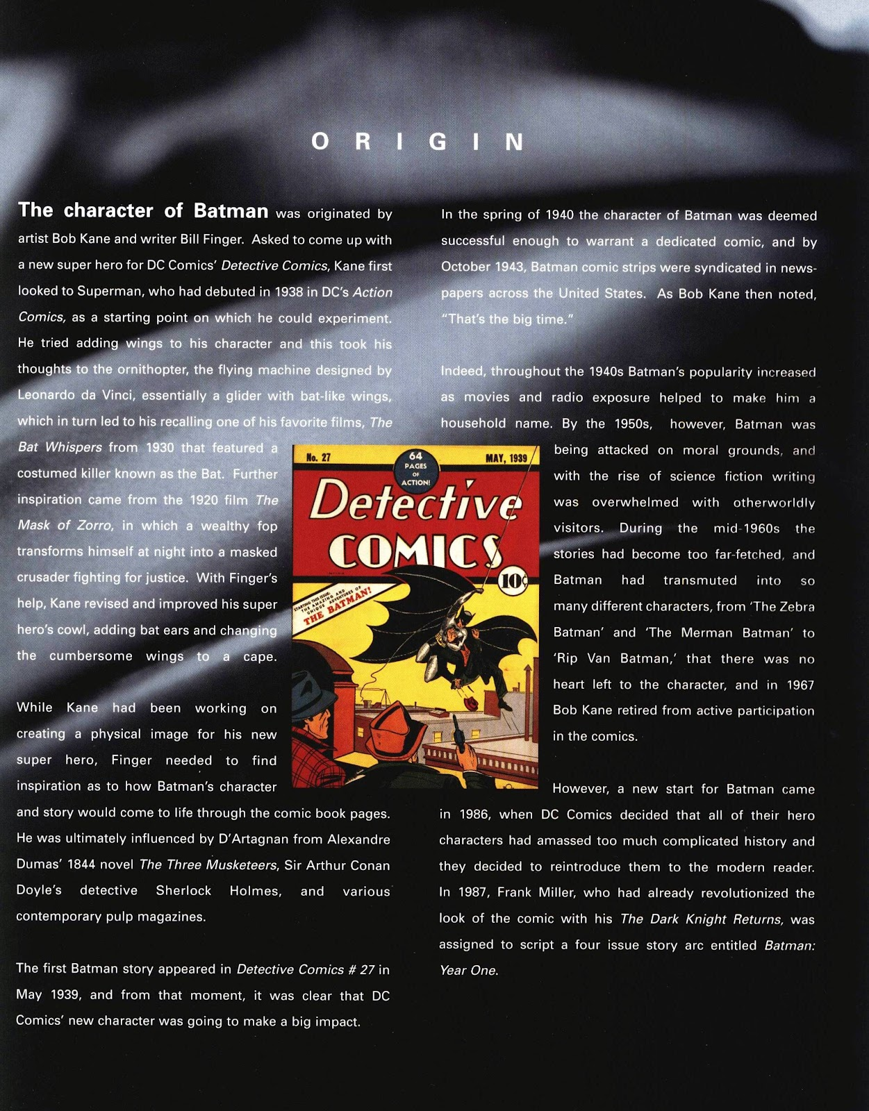 Read online Batman Begins: The Official Movie Guide comic -  Issue # TPB (Part 1) - 16