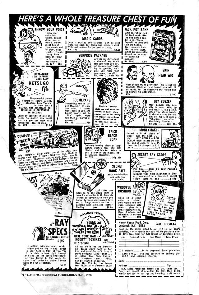 Supermans Pal Jimmy Olsen (1954) 113 Page 2