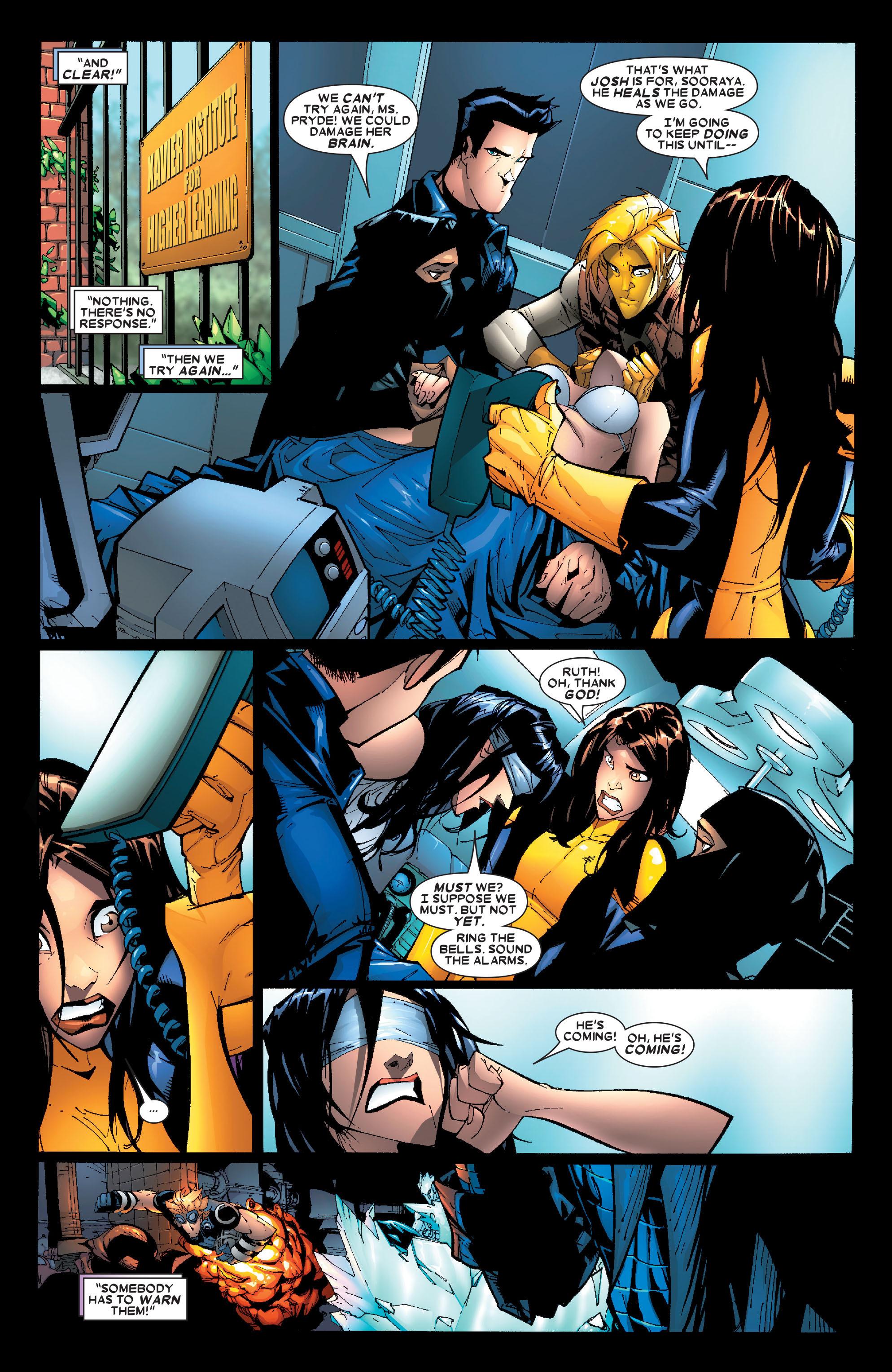 X-Men (1991) 203 Page 15