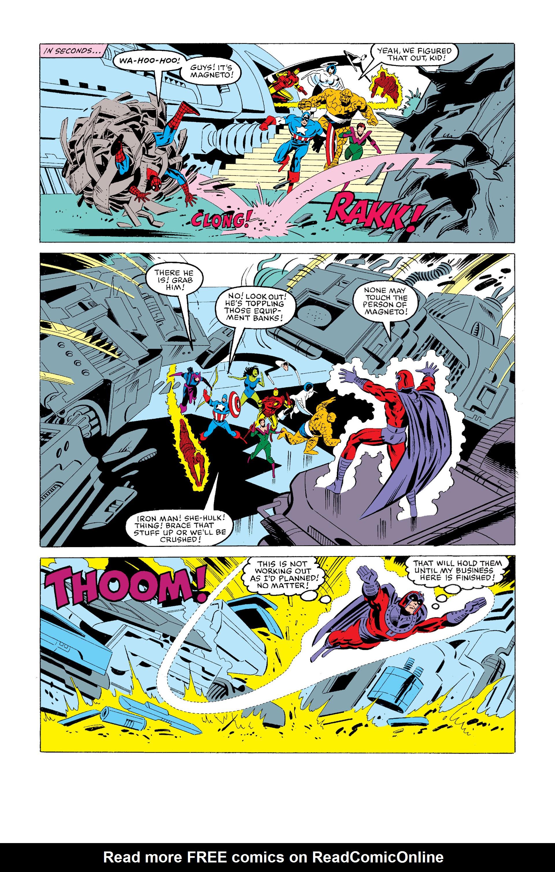 Read online Secret Wars (1985) comic -  Issue #2 - 21