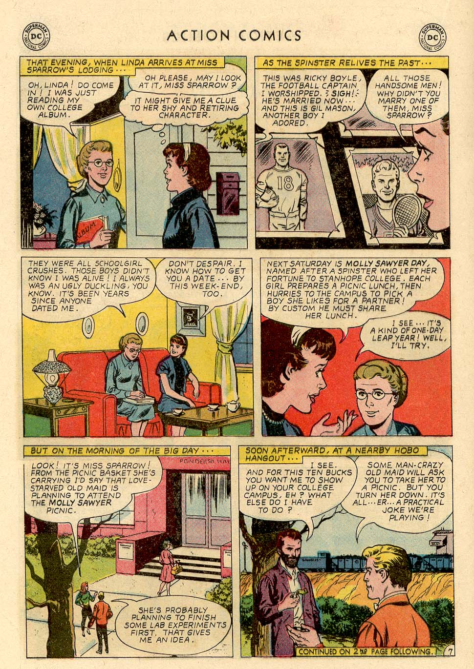 Read online Action Comics (1938) comic -  Issue #325 - 24