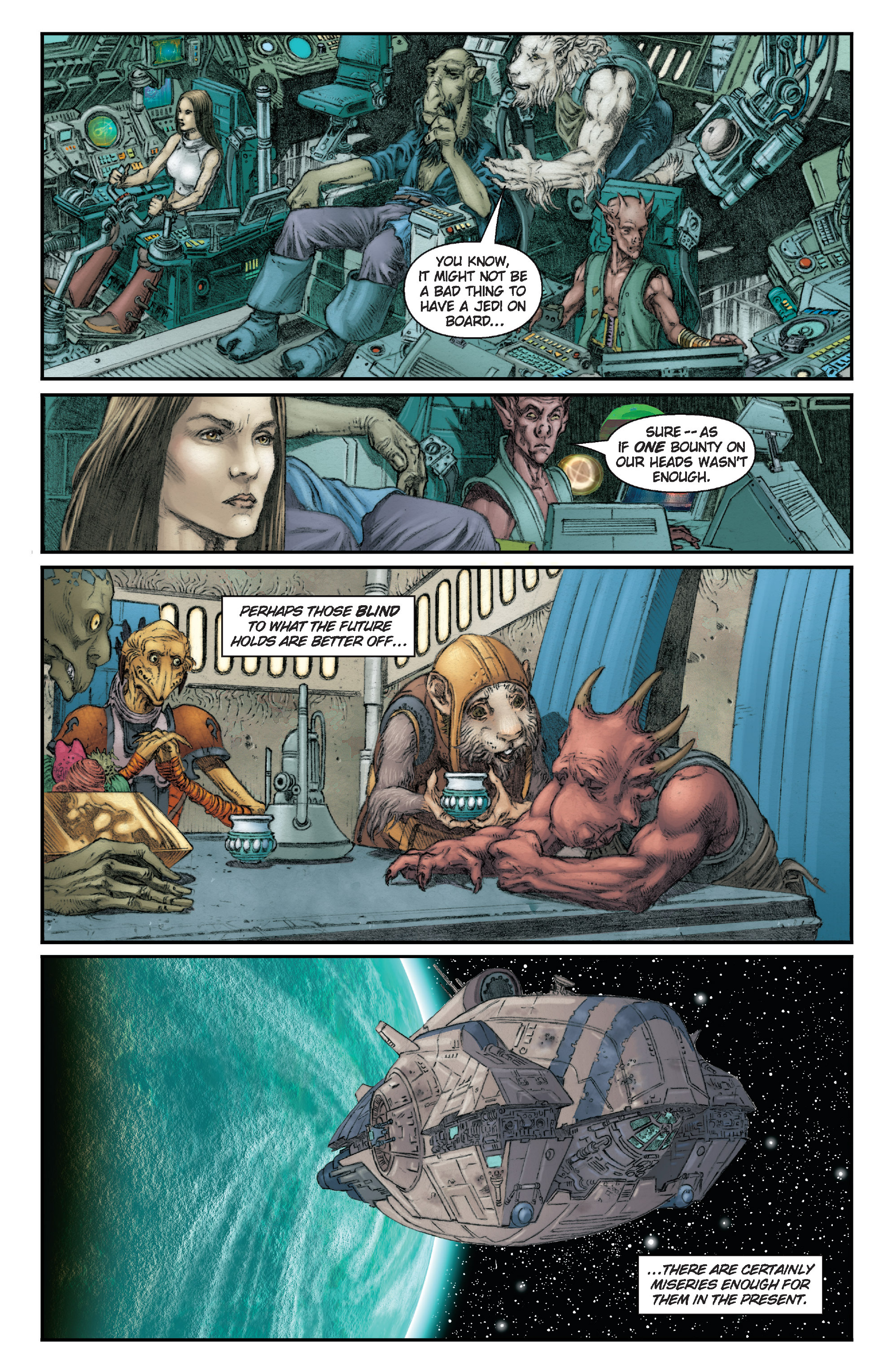 Read online Star Wars Omnibus comic -  Issue # Vol. 31 - 164