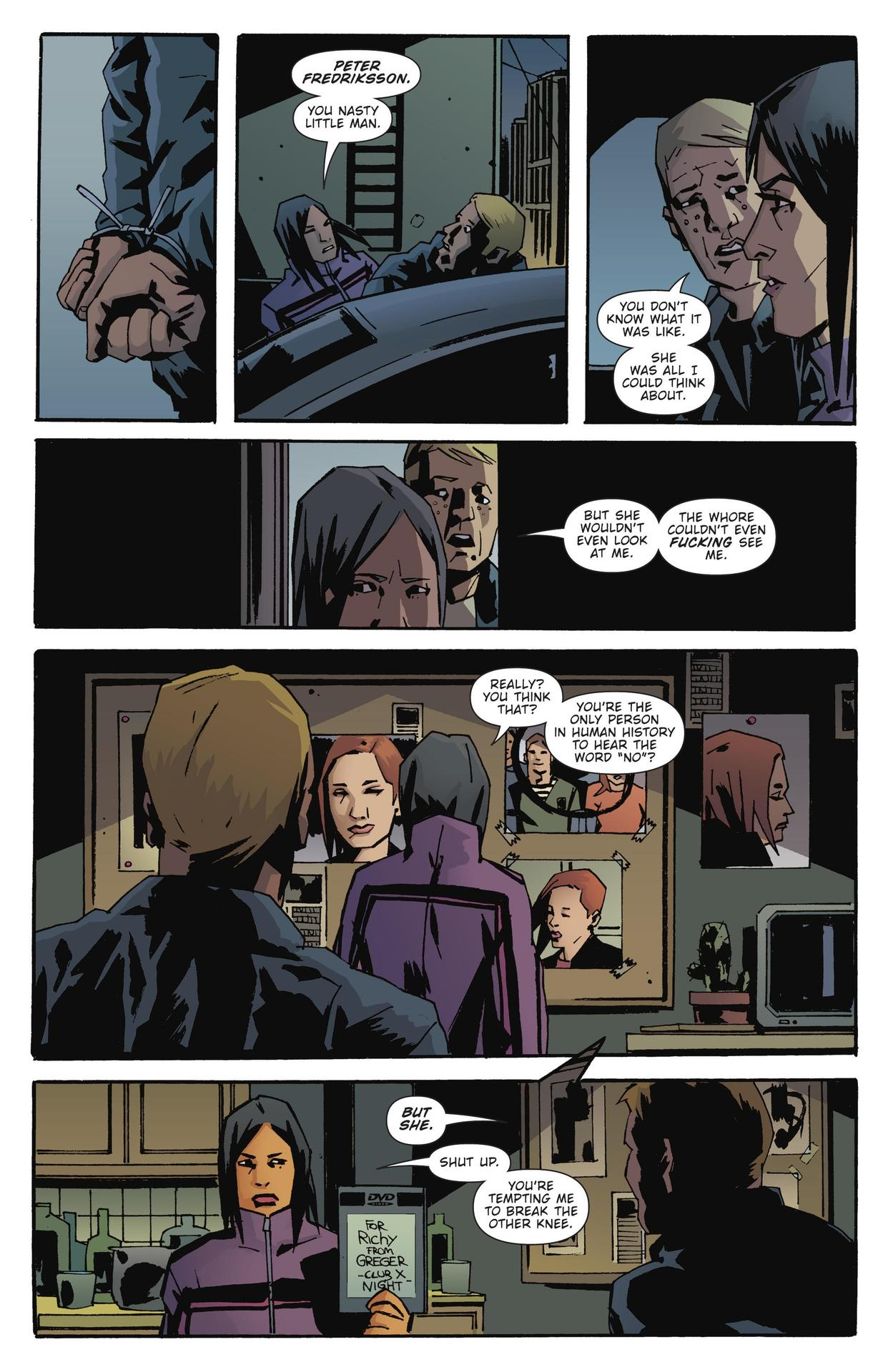 Read online The Girl Who Kicked The Hornet's Nest comic -  Issue # TPB - 200