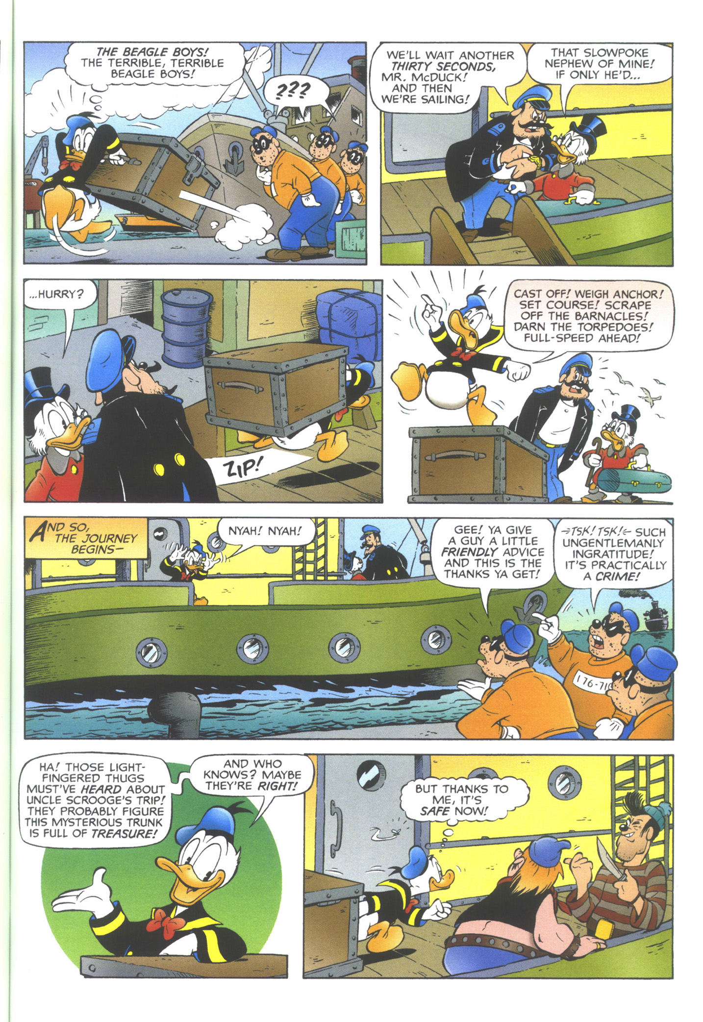 Read online Uncle Scrooge (1953) comic -  Issue #361 - 35