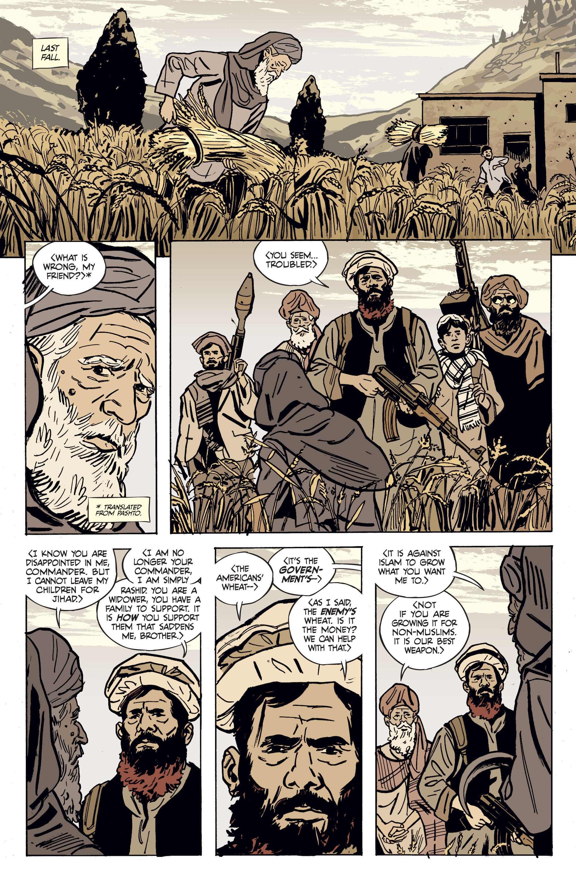 Read online Graveyard of Empires comic -  Issue # TPB - 44