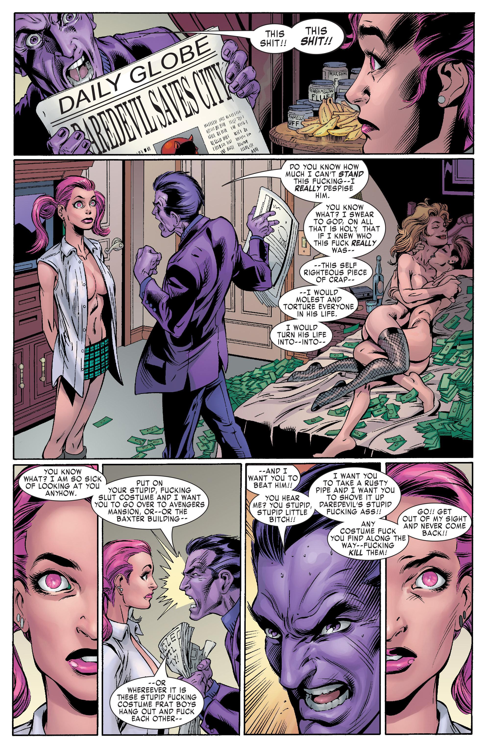 Read online Alias comic -  Issue #25 - 18