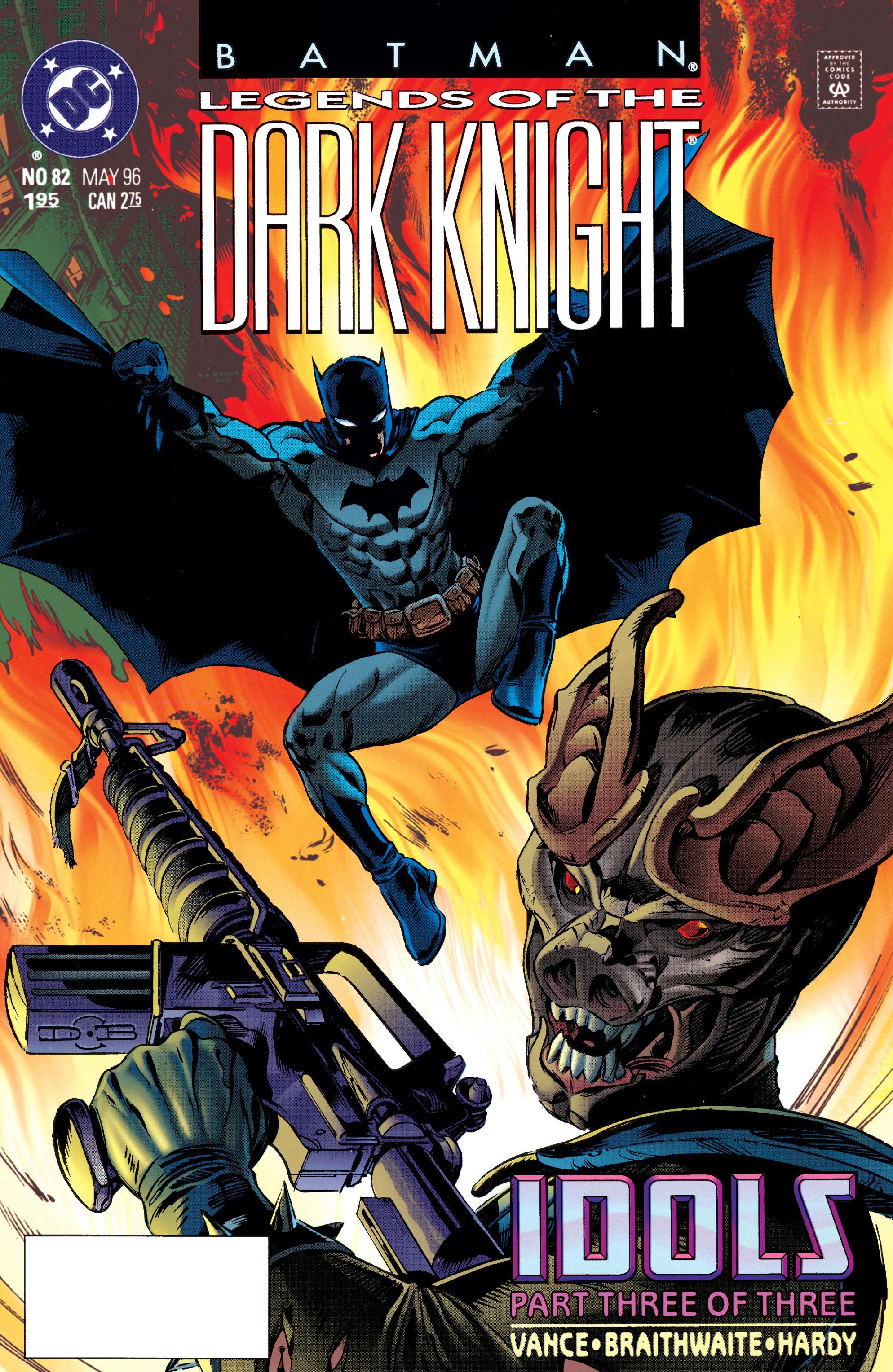 Batman: Legends of the Dark Knight 82 Page 1