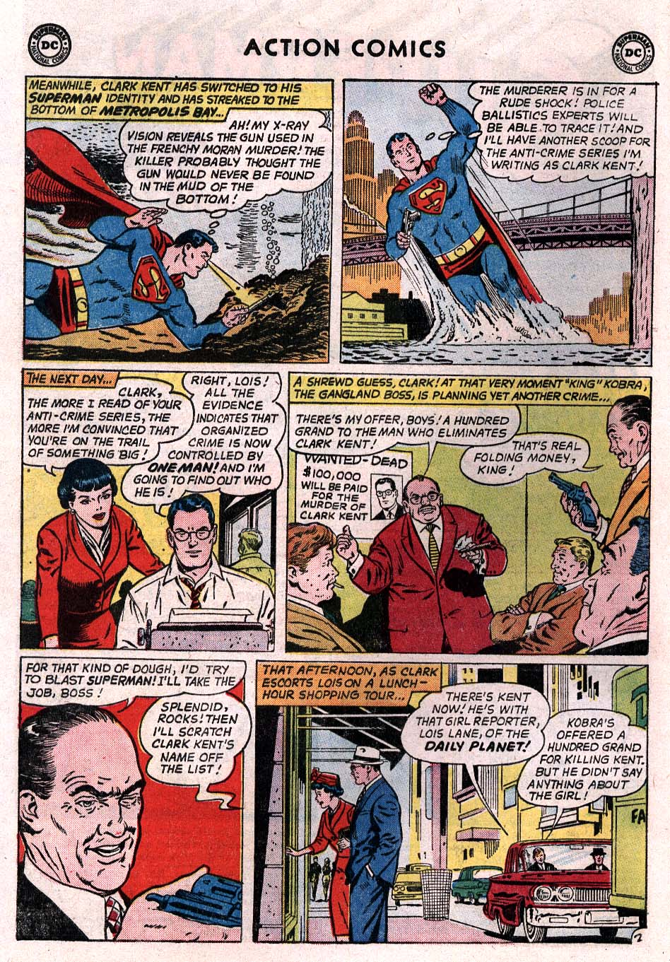 Read online Action Comics (1938) comic -  Issue #307 - 3