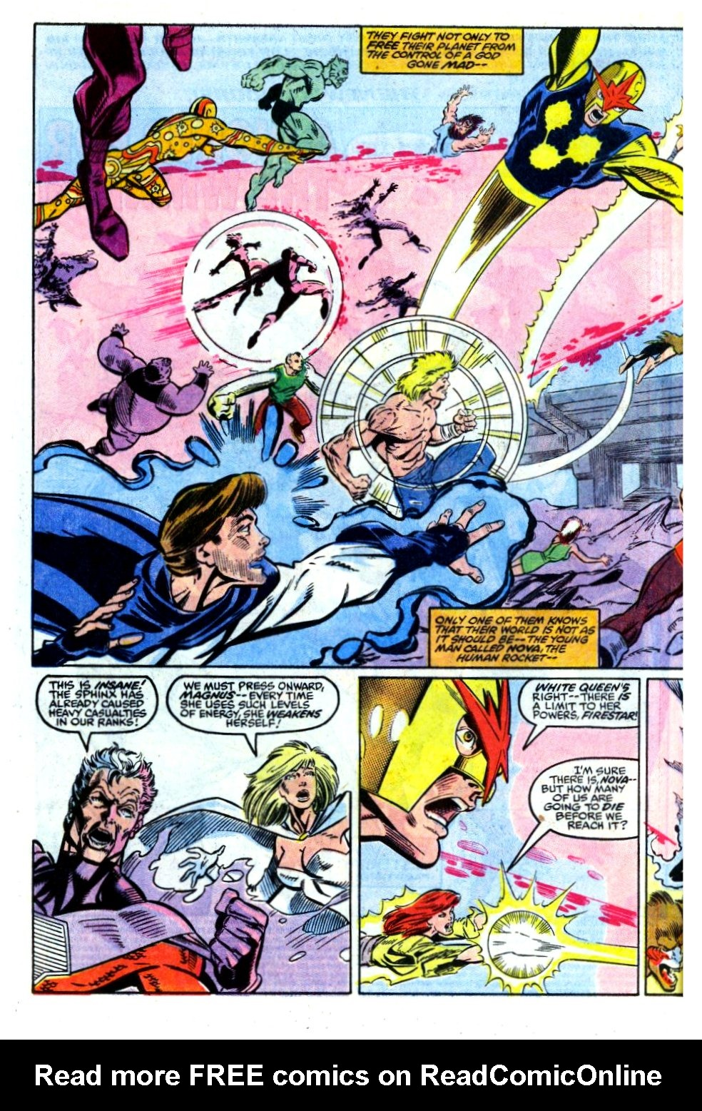 The New Warriors Issue #13 #17 - English 3