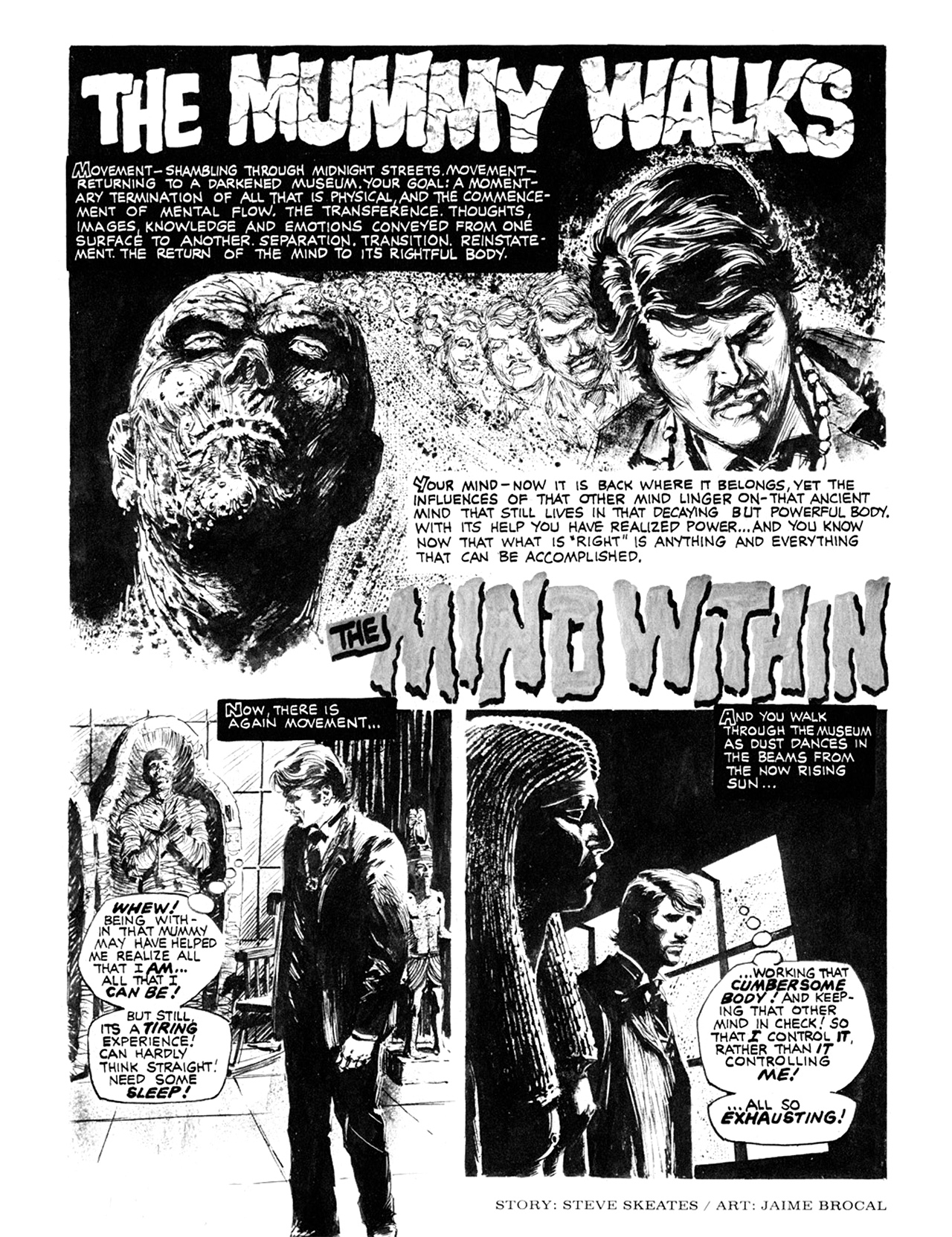 Read online Eerie Archives comic -  Issue # TPB 10 - 204