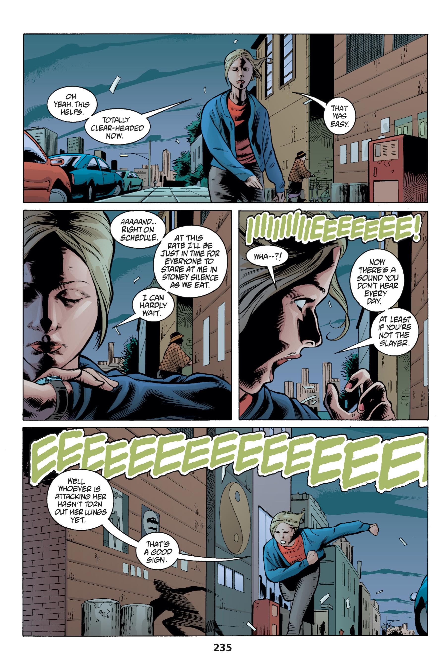 Read online Buffy the Vampire Slayer: Omnibus comic -  Issue # TPB 1 - 230