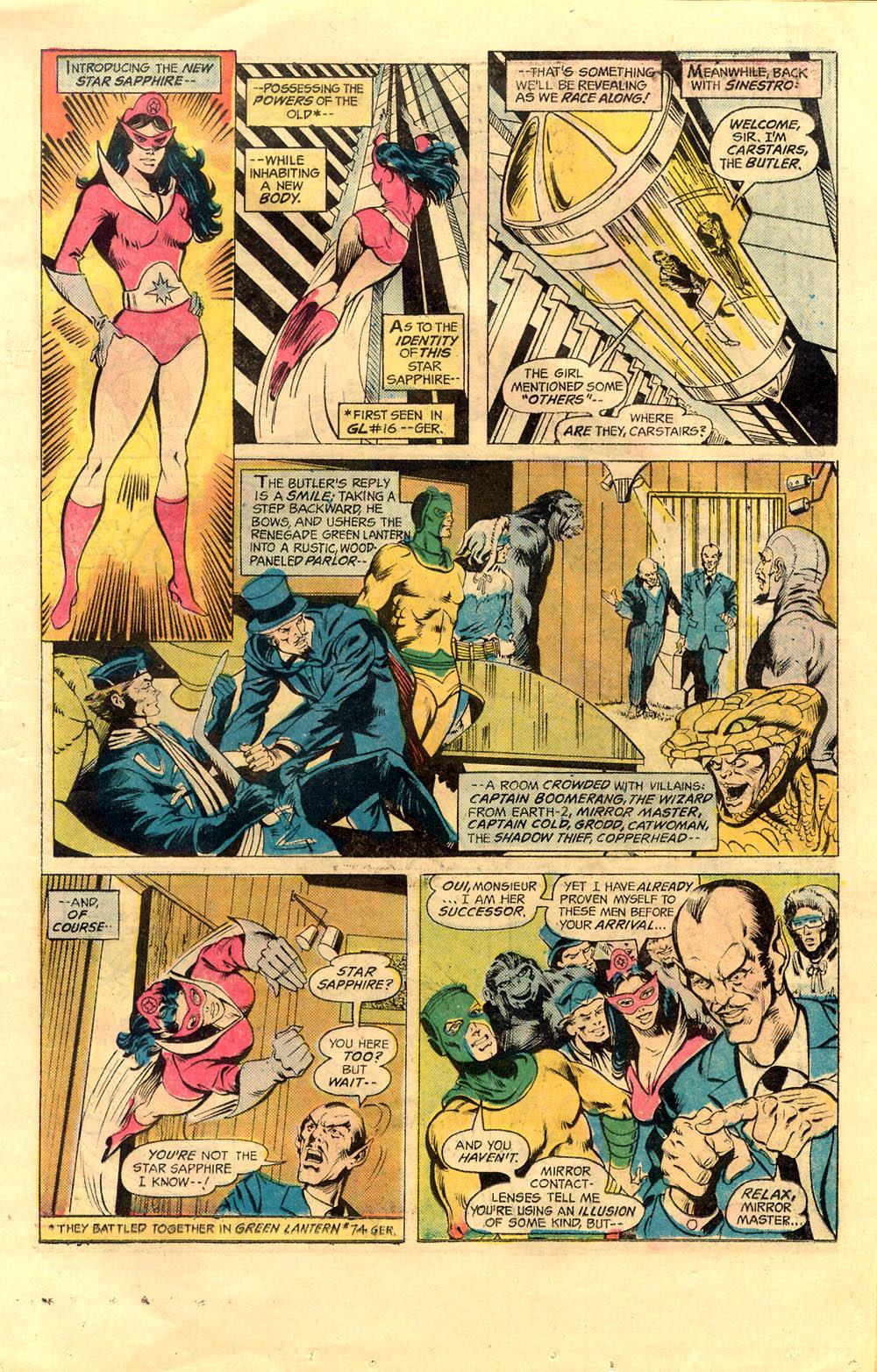 Read online Secret Society of Super-Villains comic -  Issue #1 - 9