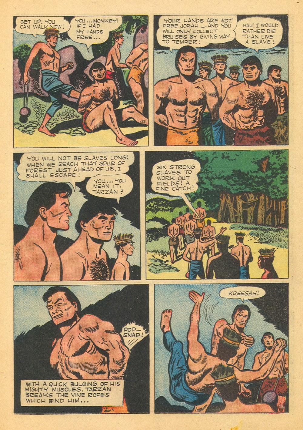Tarzan (1948) issue 60 - Page 13