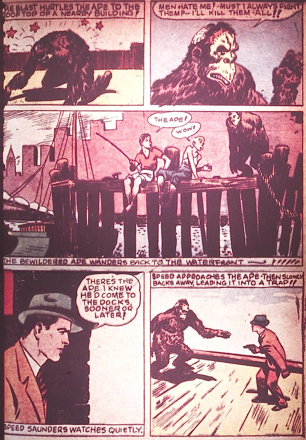 Detective Comics (1937) 6 Page 6
