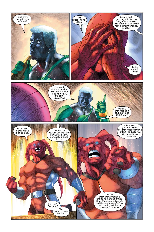 Captain Marvel (2002) Issue #10 #10 - English 22