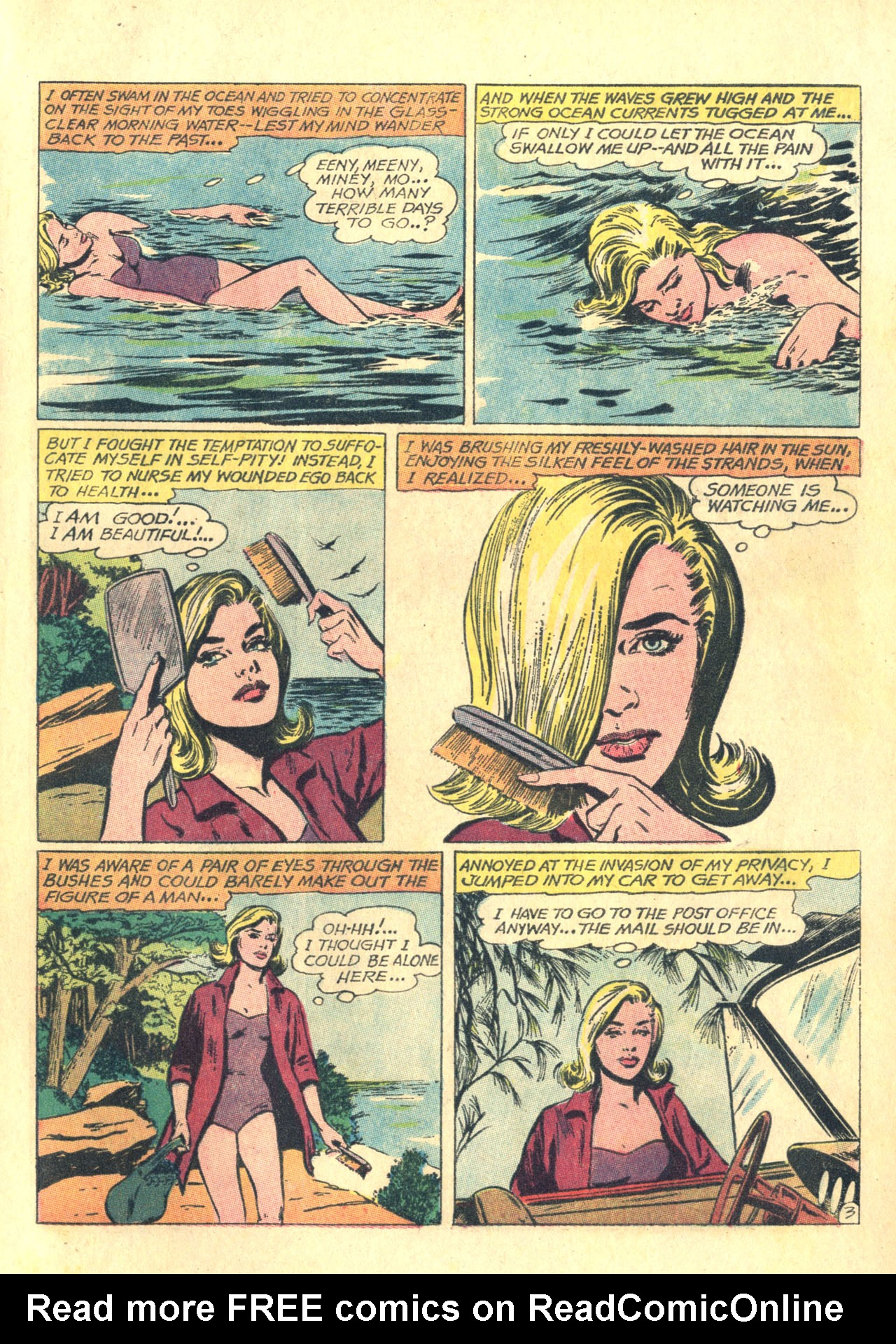 Read online Secret Hearts comic -  Issue #116 - 5