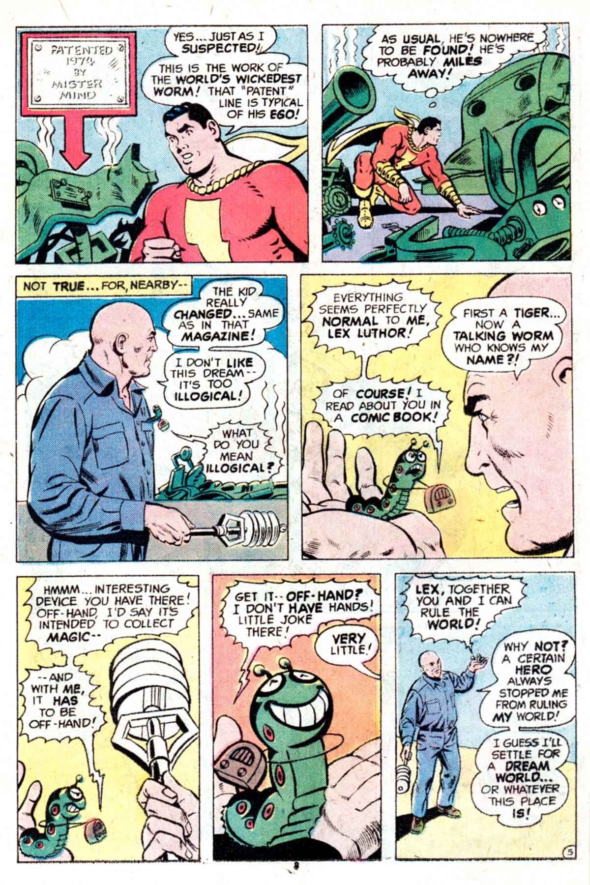 Read online Shazam! (1973) comic -  Issue #15 - 8