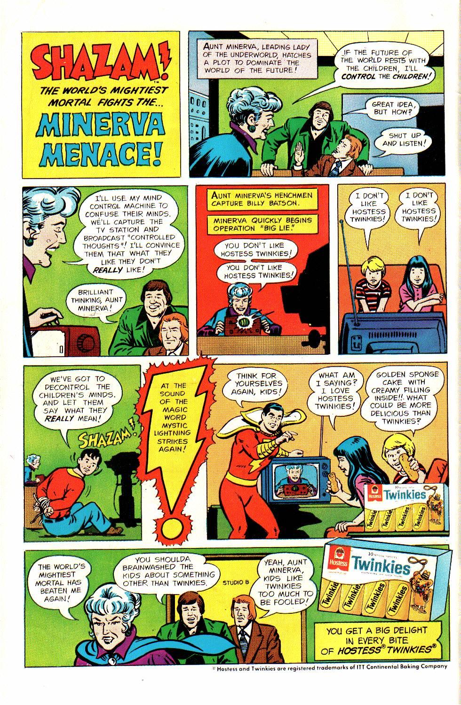 Read online Shazam! (1973) comic -  Issue #20 - 2