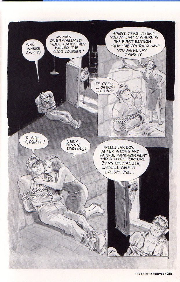 Read online Will Eisner's The Spirit Archives comic -  Issue # TPB 26 (Part 3) - 58
