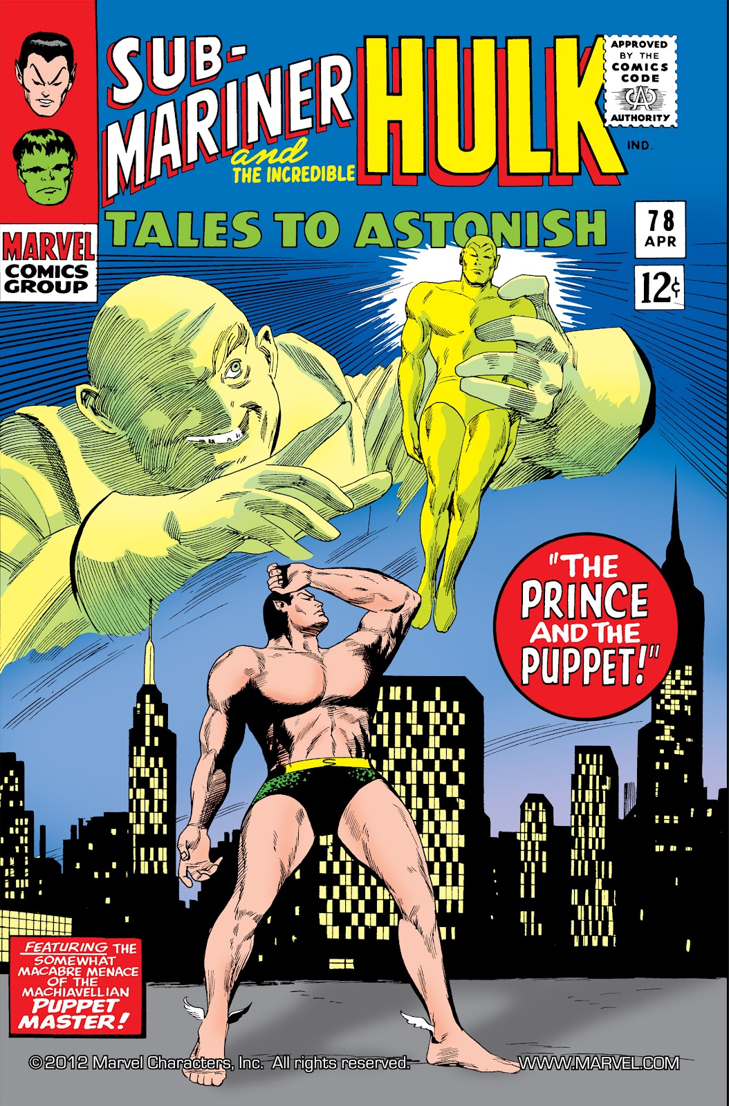 Read online Marvel Masterworks: The Incredible Hulk comic -  Issue # TPB 2 (Part 3) - 22