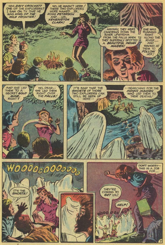 Read online Adventure Comics (1938) comic -  Issue #453 - 11