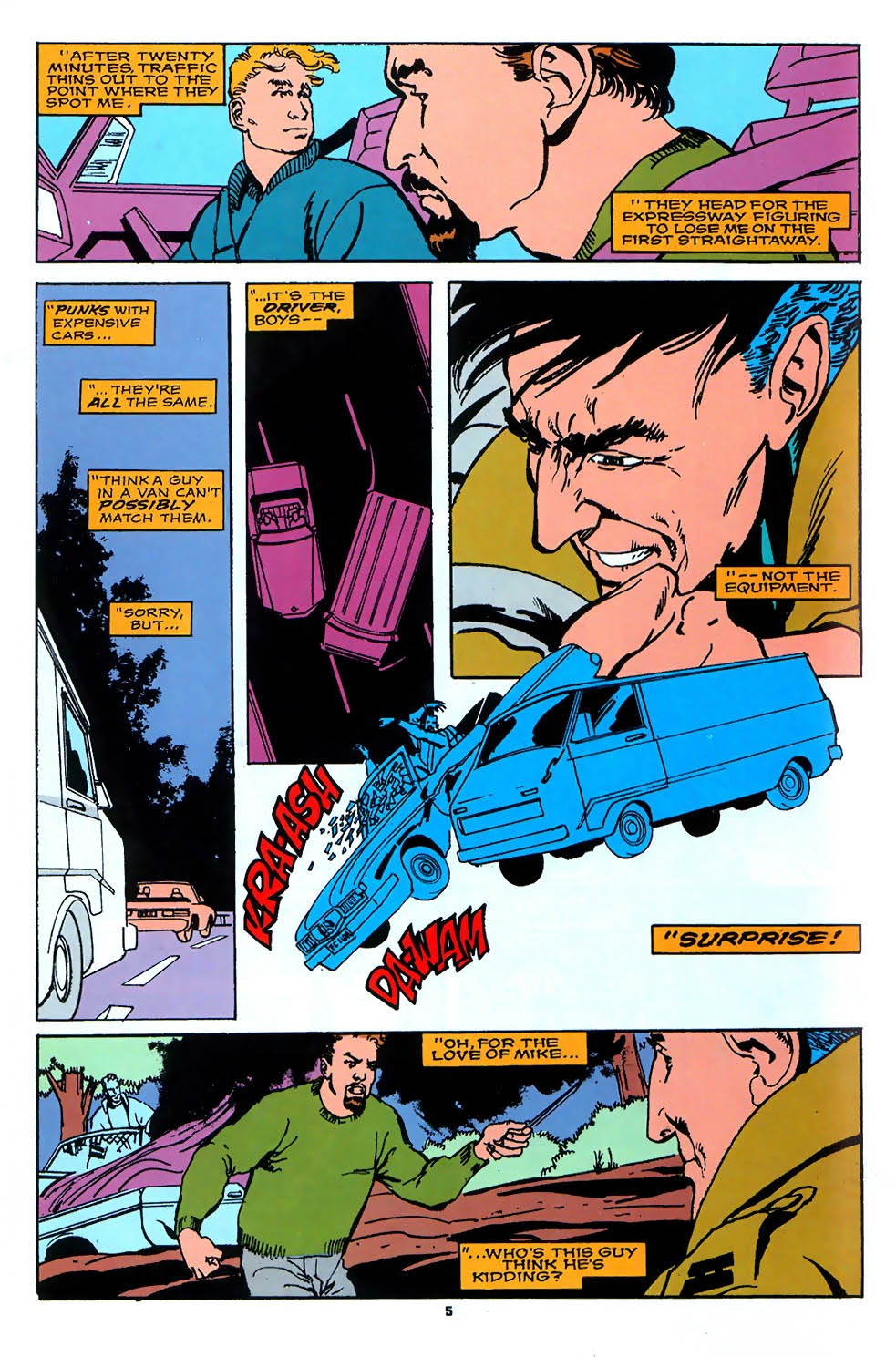 Read online Punisher: The Prize comic -  Issue # Full - 9