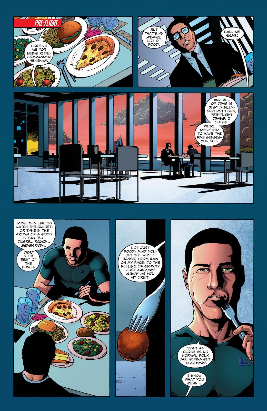 Read online Smallville Season 11 [II] comic -  Issue # TPB 1 - 52