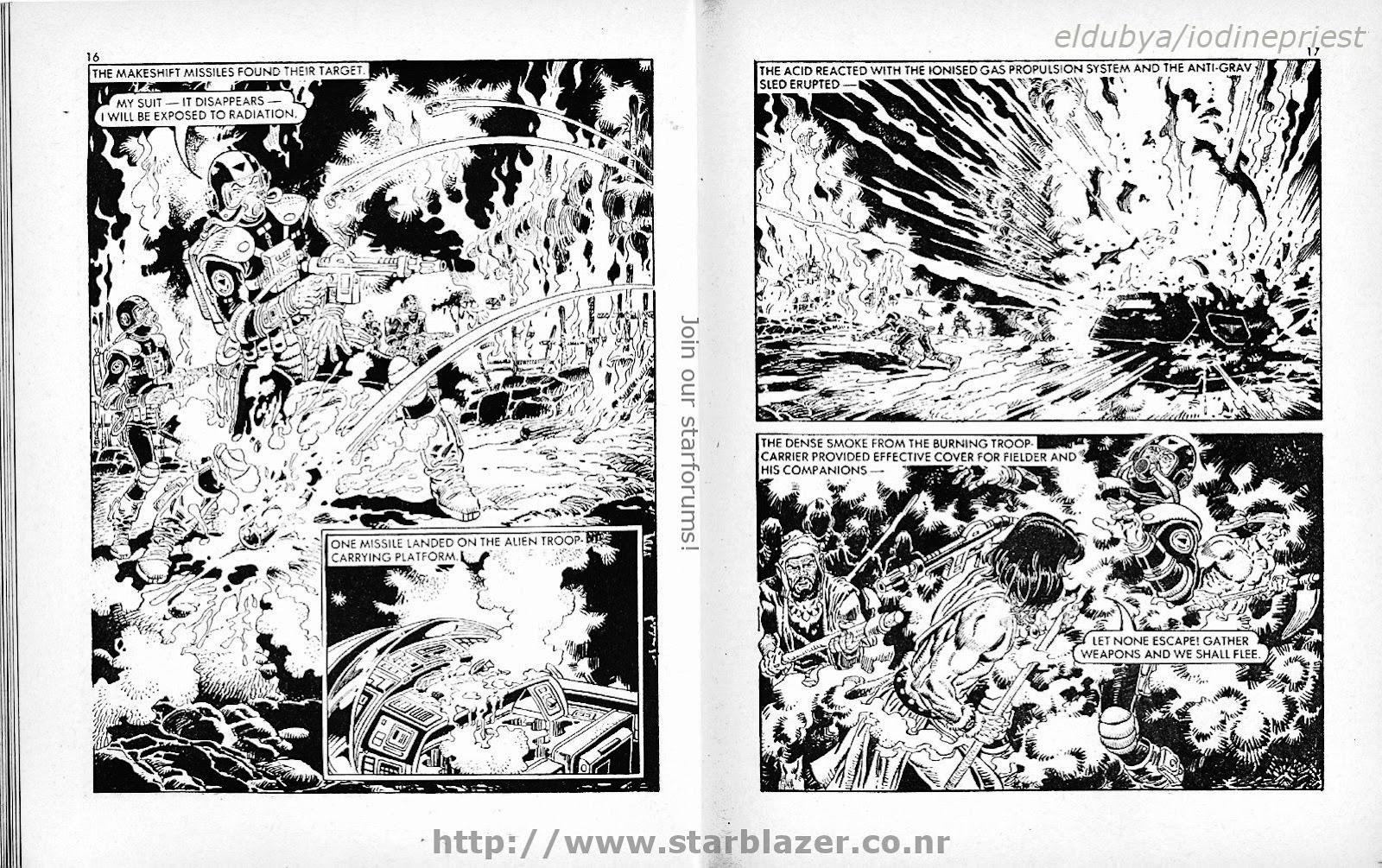 Starblazer issue 118 - Page 10