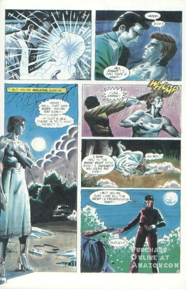 Read online Quantum Leap comic -  Issue #6 - 22