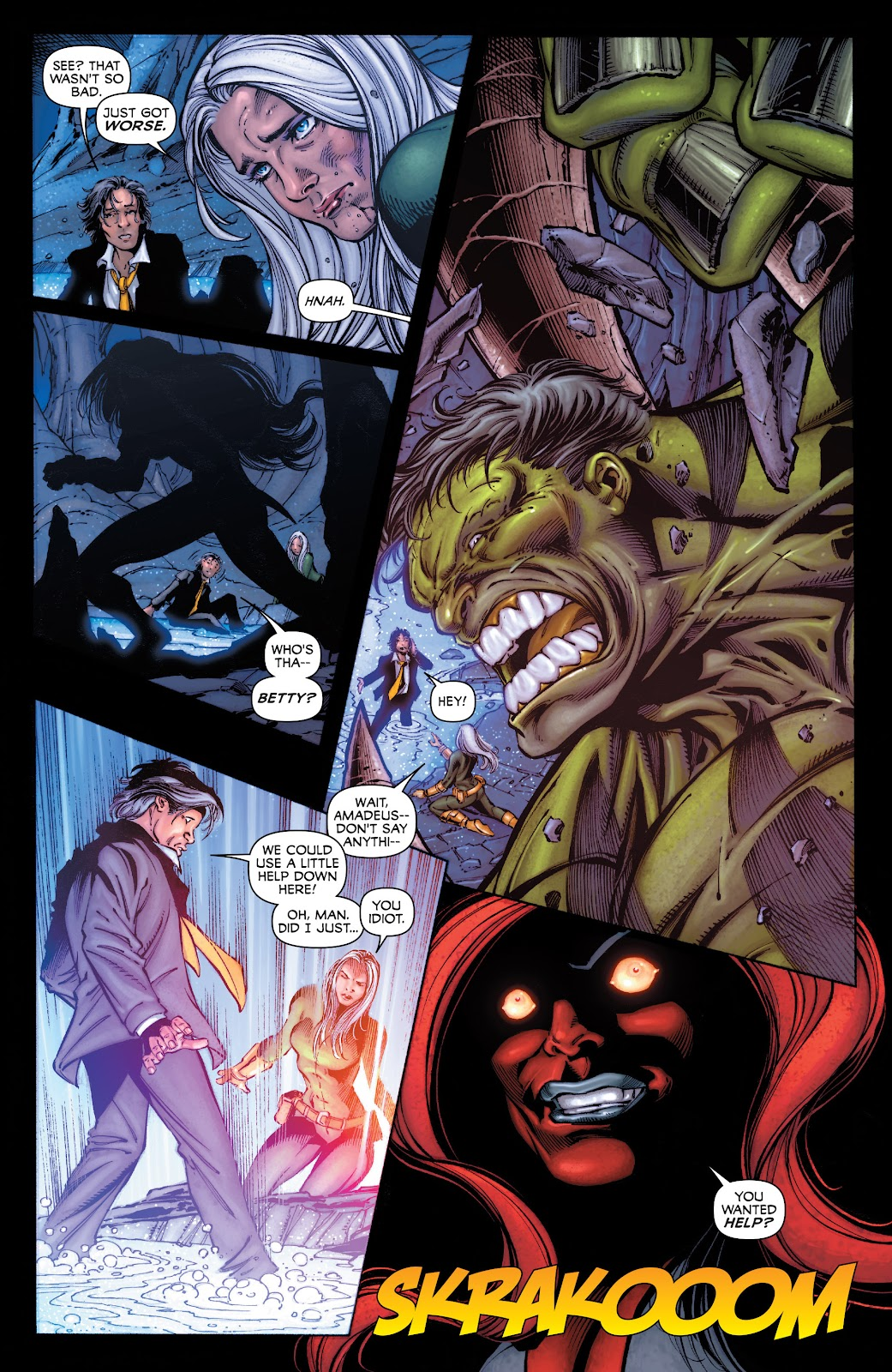 Read online Incredible Hulks (2010) comic -  Issue # _TPB Heart of the Monster - 24