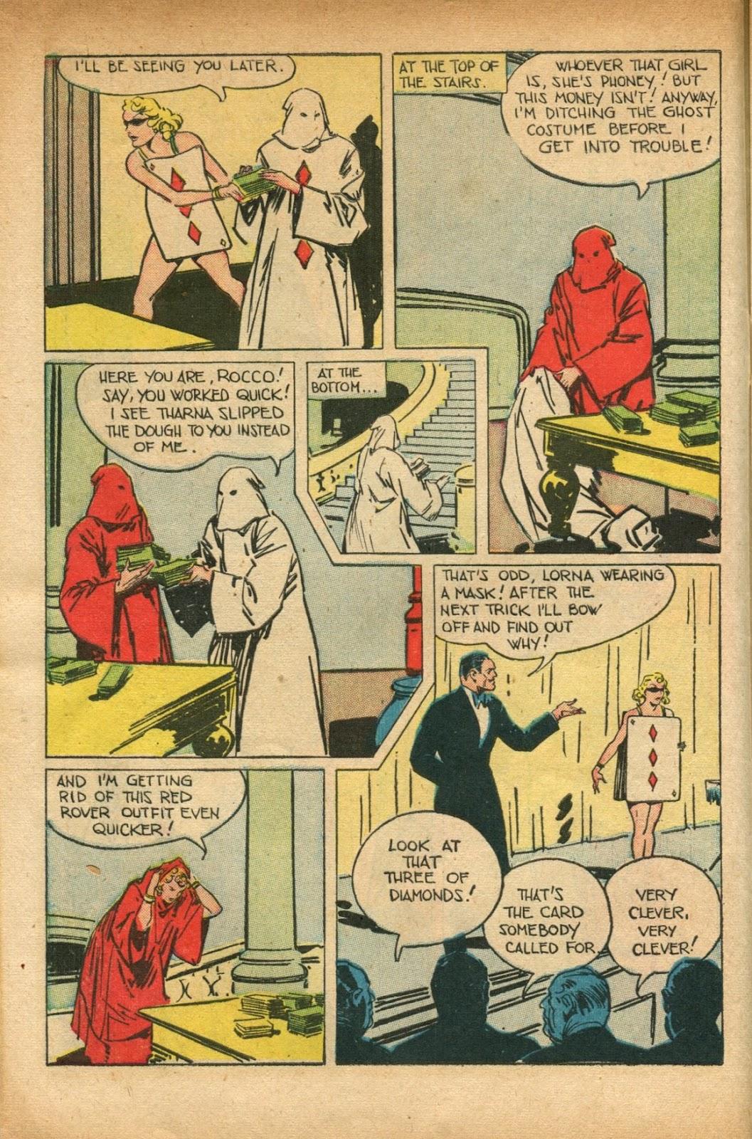 Read online Super-Magician Comics comic -  Issue #51 - 14