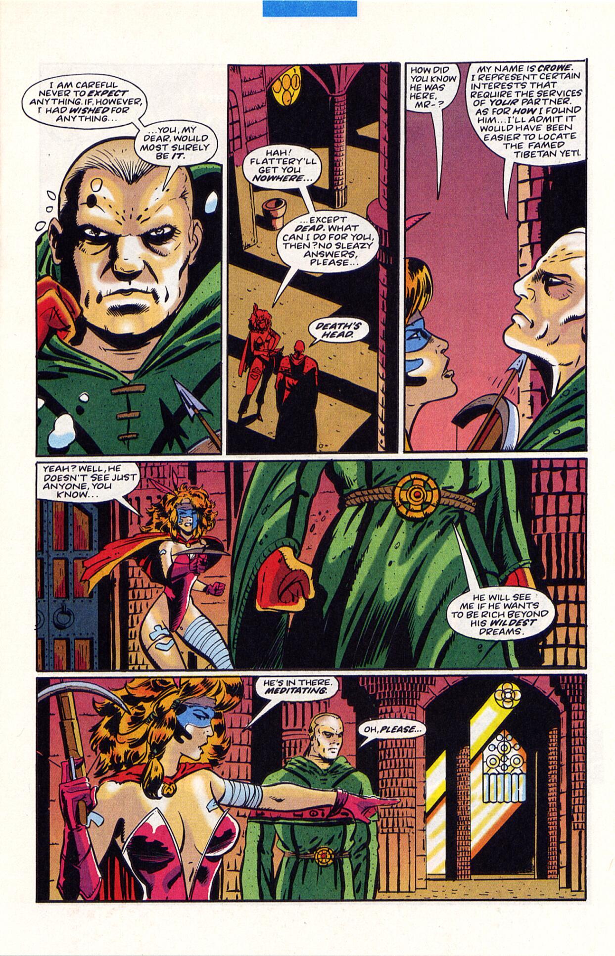 Read online Battletide comic -  Issue #1 - 6
